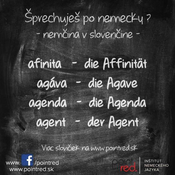 POINTRED - Inštitút Nemeckého Jazyka