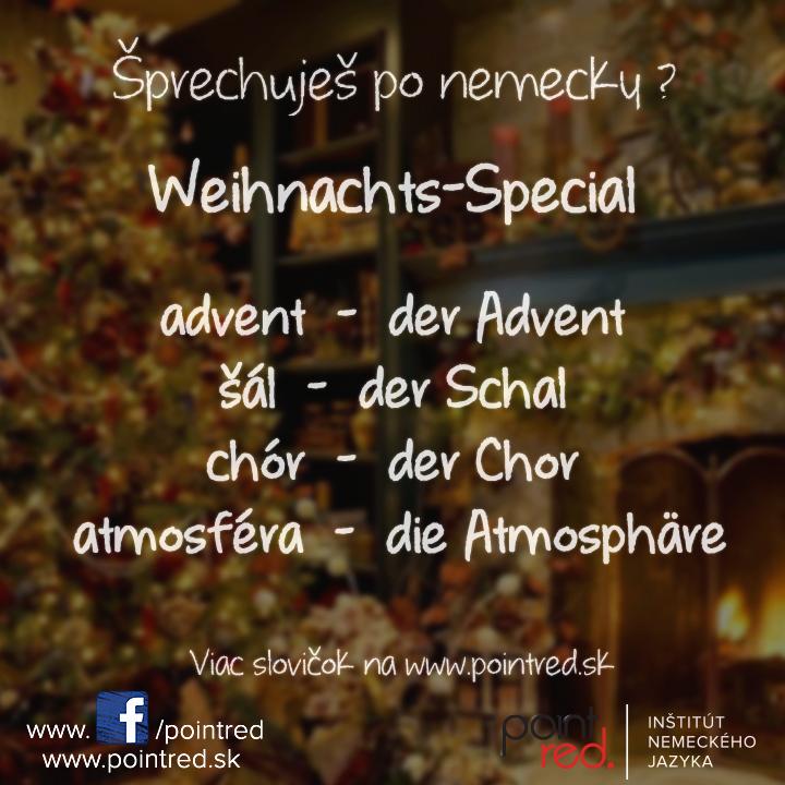 Vesele vianoce - POINTRED
